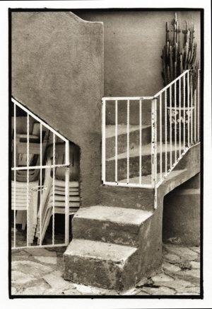 Staircase, Guanajuato, Mexico, 2015