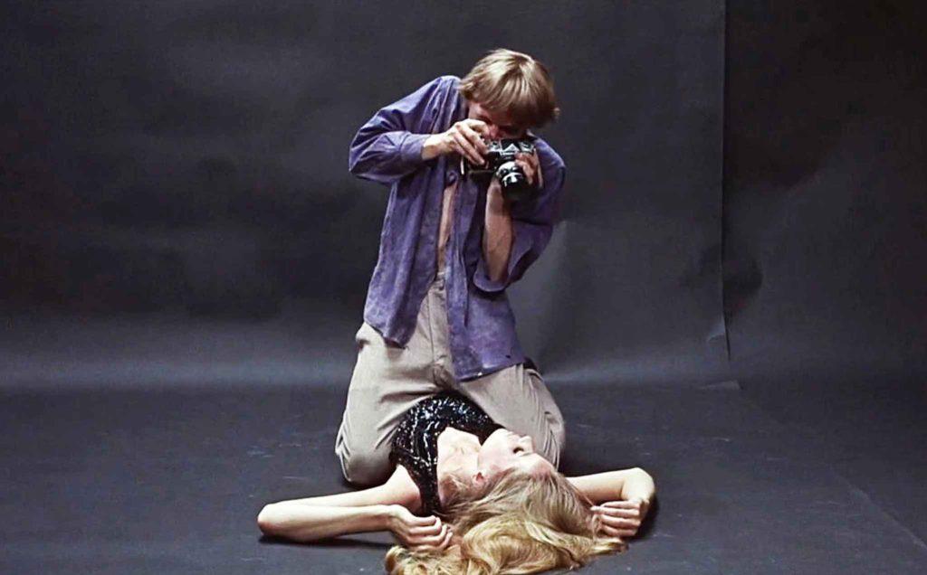 Blow Up David Hemmings Vanessa Redgrave Antonioni Film