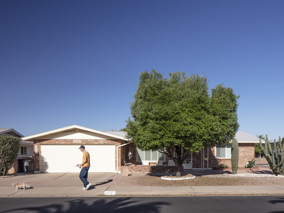 Single Family Home, Mesa, Arizona, April 3, 2018